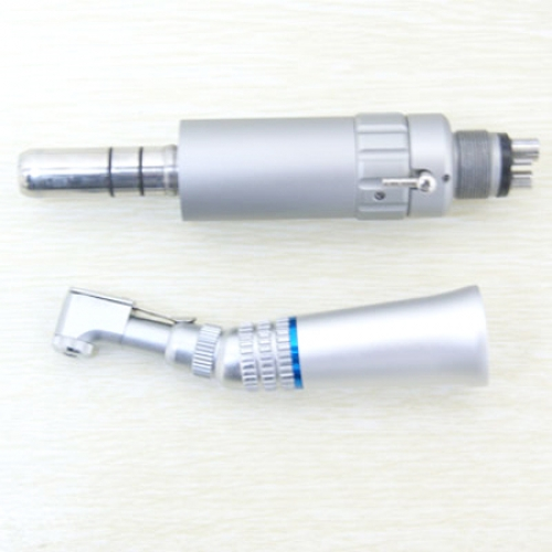 Dental Low Speed Contra Angle Handpiece Air Motor Kit