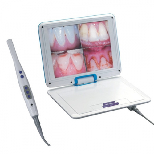1/4 High Resolution SONY CCD Intraoral Camera M-968 12.1 inch LCD