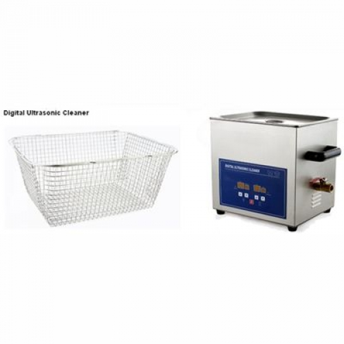 JeKen® Digital Ultrasonic Cleaner(7L PS-D40A)with Timer & Heater