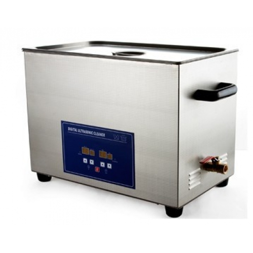 JeKen® PS-100A Ultrasonic Cleaner with Timer & Heater 30L