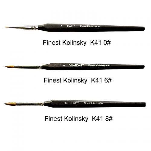K41 Finest Kolinsky Ceramic Pen