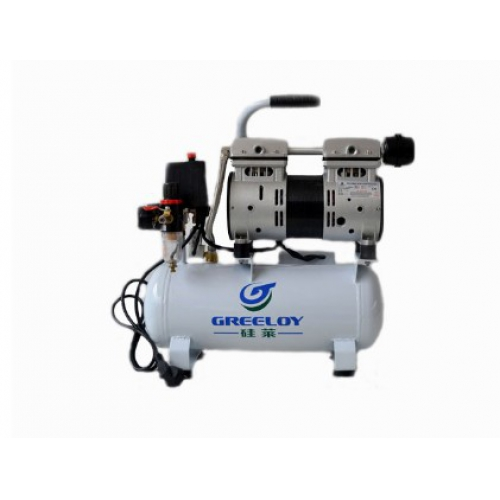 Greeloy® GA-61/15 Oil Free Portable Air Compressor
