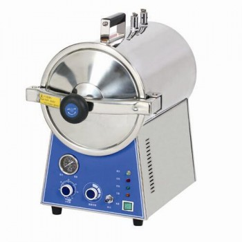 BJ® 24L Table Top Pressure Steam Sterilizer Dental Autoclave