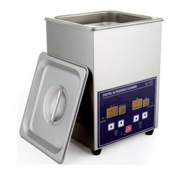 JeKen® PS-10A Ultrasonic Cleaner with Timer & Heater 2L