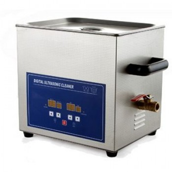 JeKen® Digital Ultrasonic Cleaner(10L PS-40A)with Trimer and Heater