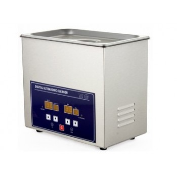 JeKen® PS-20A Digital Ultrasonic Cleaner with Trimer and Heater 3.2L