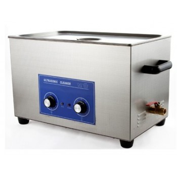 JeKen® PS-80A Ultrasonic Cleaner with Timer & Heater 22L