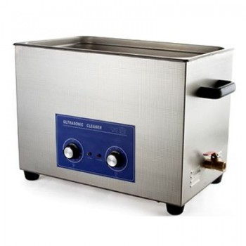 JeKen® PS-100 Ultrasonic Cleaner  with Timer & Heater 30L