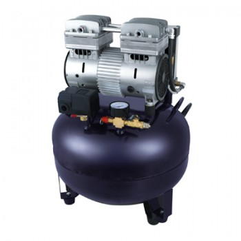 YUSENDENT® CX236-3 Dental Oilless Air Compressor Motors Turbine Unit