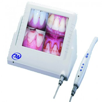 Wired Song CCD Intraoral Camera 8inch LCD Monitor M-868