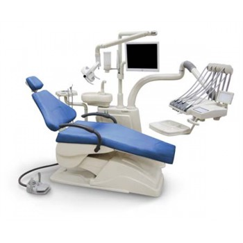 TJ® TJ2688-D4 Dental Chair Unit