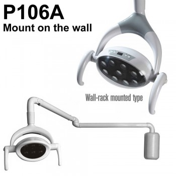 Saab® P106A Dental Oral Light Patient LED Lamp(Mount on the Wall)