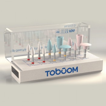 Toboom® RA0312D Composite Polishing Kit 12pcs