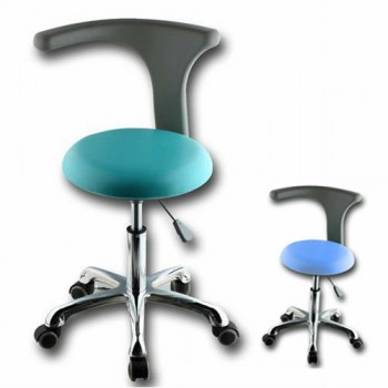 HISHINE® YSY-B Dentist Seat 360°Spin Adjustable Mobile Operatory Chair