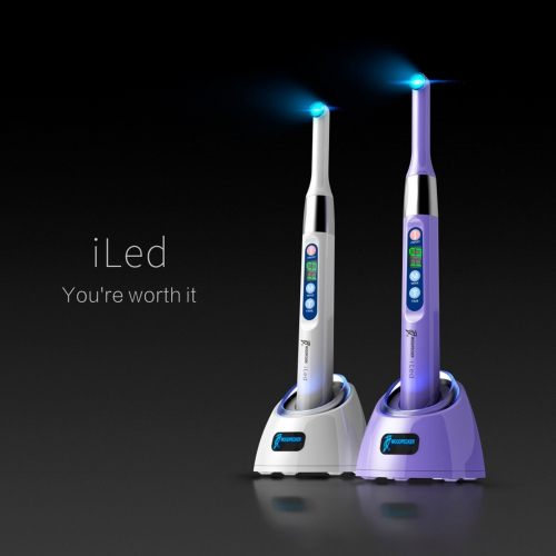 2017 Woodpecker I LED Dental Wireless LED Curing Light Curing 2300mw/CM2