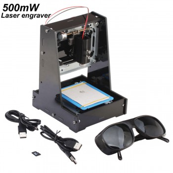 NEJE® JZ-5 500mW USB DIY Laser Printer Engraver Laser Engraving Cutting Machine