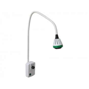 Dental 9W LED Surgical Medical Exam Light Lamp Clip Wall Floor Type ENT DC Power