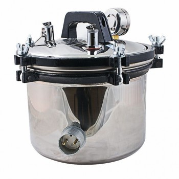 Denshine-8L-Dental-Autoclave-Sterilizer-Portable-Medical-High-Pressure-Steam