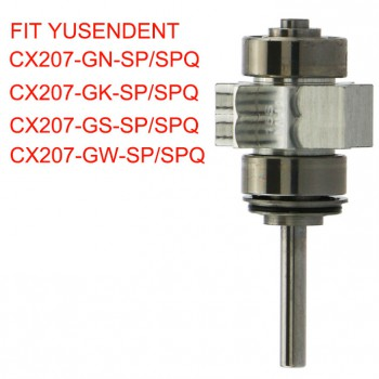 YUSENDENT Dental Cartridge CX207-G-SP For Fiber Optic Standard Head Handpiece