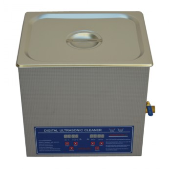 14L Commercial Stainless Ultrasonic Cleaning Machine JPS-50A with Digital Timer