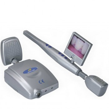 Wireless Hand-held Intraoral Camera with Small LCD Monitor CF-988