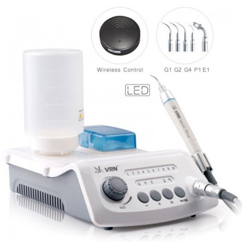 VRN®A8 Ultrasonic Scaler Wireless Control Auto-water Supply LED EMS Compatible