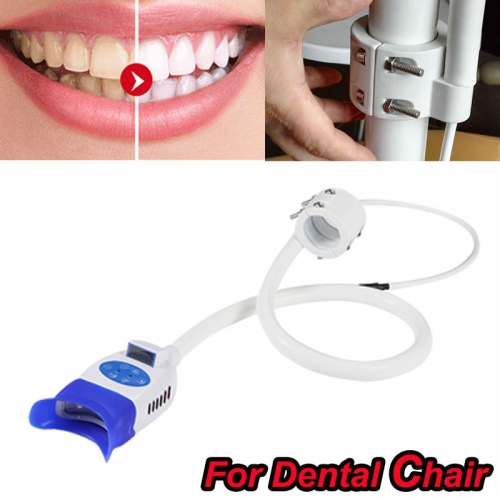 Dental Chair Teeth Whitening Cold LED Light Lamp Bleaching Accelerator