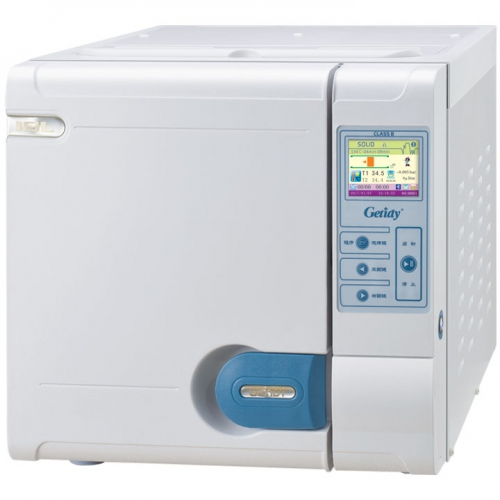 Getidy® JQA-18/23 Dental Steam Autoclave Sterilizer Class B 18L/23L