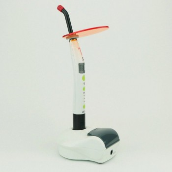 Woodpecker Dental Medical Wireless Curing Light Lamp LED.C Blue Light 1000mW/cm