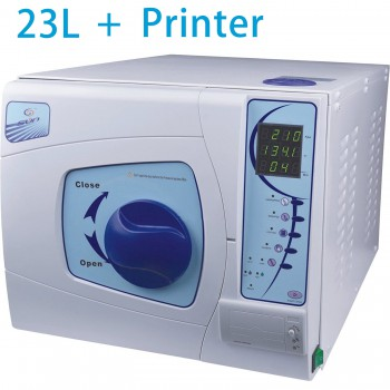 Sun® SUN-II-D 23L Autoclave Sterilizer Vacuum Steam with Printer