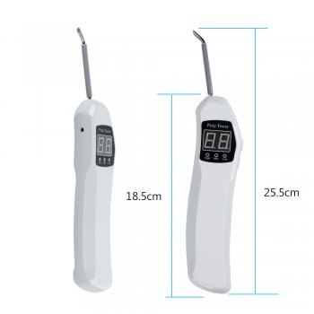 Warranty Oral Teeth Nerve Vitality Endodontic Dental Pulp Tester Testing