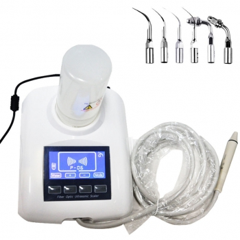 Dental Ultrasonic Scaler Cleaning Machine LCD Screen with Bottle YS-CS-A(B)