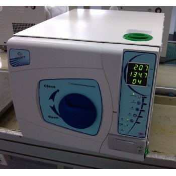 Sun® SUN-II-D 18L Autoclave Sterilizer Vacuum Steam with Printer