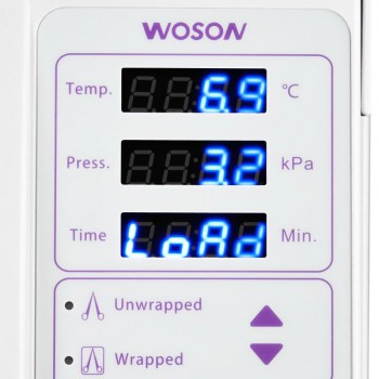 WOSON® TANDA 18/23L Autoclave Sterilizer Class B with Printer