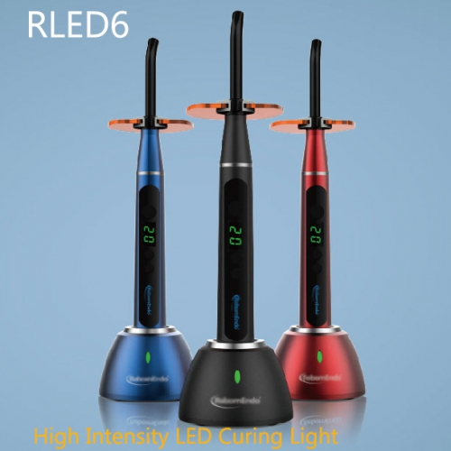 RebormEndo RLED 6 Led Curing Light for Porcelain Laminate Veneer &Orthodontics