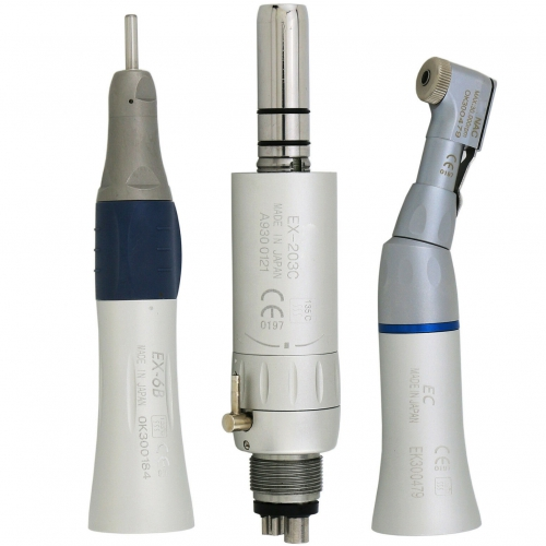 Dental Low Speed Handpiece 203-C Unit