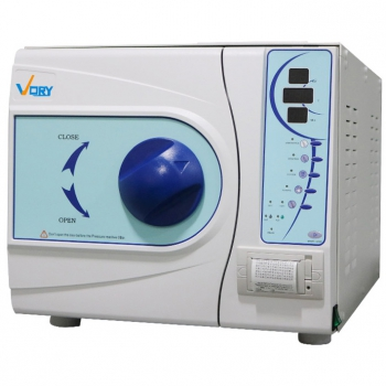 VORY VORY-II 12L-23L Vacuum Steam Autoclave Medical Dental Autoclave Sterilizer+Printer