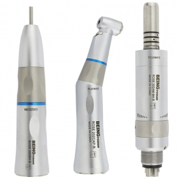 BEING Dental Inner Water Fiber Optic Low Speed Handpiece Kit E Type