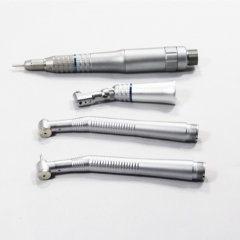 NSK Style High Speed Wrench Handpiece + Low Speed Latch Handpiece Kit 2/4Hole