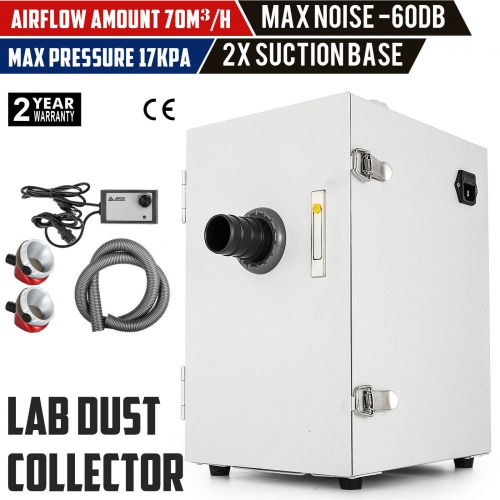 Jintai JT-28 Dental Digital Dust Collector Vacuum Cleaner Lab Equipment