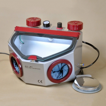 Aixin AX-B3 Dental Fine Blasting Unit for Polishing Porcelain Crowns