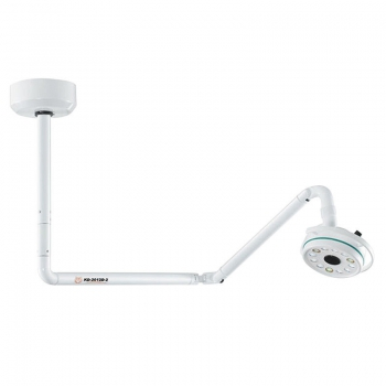 KWS KD-2012D-3C 36W LED Dental Surgical Lighting Shadowless Lamp CE Ceiling Moun...