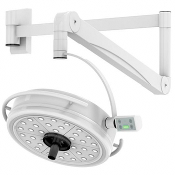 KWS KD-2036D-1 108W Wall Hanging Shadowless Lamp Surgical Medical Exam Light