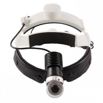 Dental Surgical 3W Headband Type Ent LED Headlight Lamp JD2000II Rechargeable