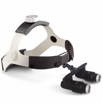 KWS FD-501K-1 Dental Medical Binocular Loupes Magnifying(Head Wearing Stlye)