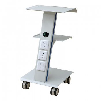 Movable Steel Cart Trolley Medical Trolly Spa Salon Equipment for Doctor Dentist