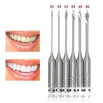 5 Boxes Dental Gates Glidden Drill 32mm 1-6# Endodontic Root Canal Burs