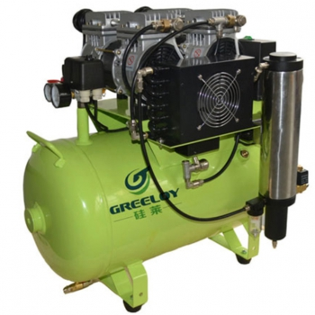 Greeloy® GA-82Y Dental Oilless Air Compressor With Drier