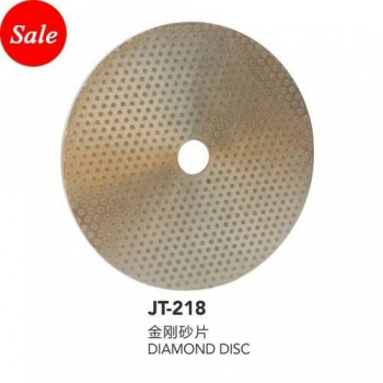 Abrasive Diamond Disc 10 inch for Dental Lab Wet Model Grinder Trimmer JT-218