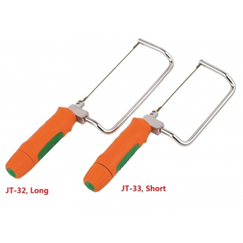 Dental Plaster Saw Frame Dental Material Lab Instrument Short 95mm